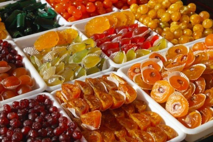 Kandírozott finomságok