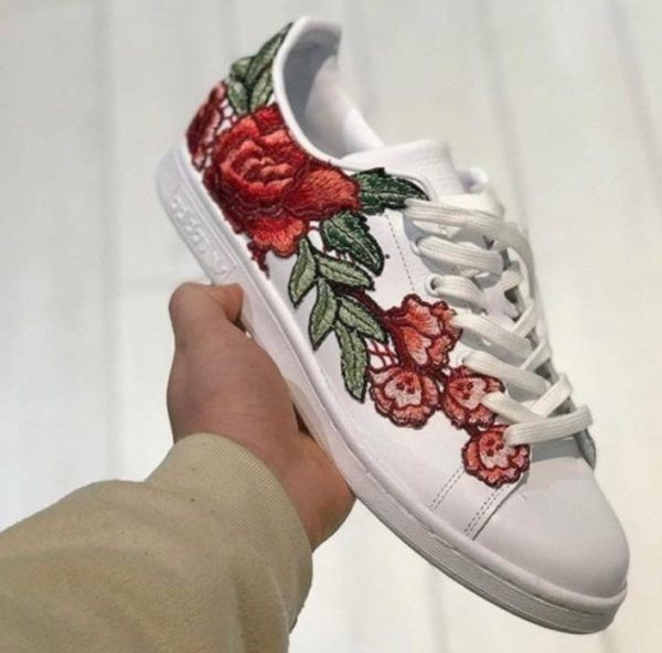 info for ebe67 de657 10 Tenis bordados que le darán en su mamá a todos tus demás tenis en 2019   gucci shoes  Skate wear, Fashion shoes y Fashion