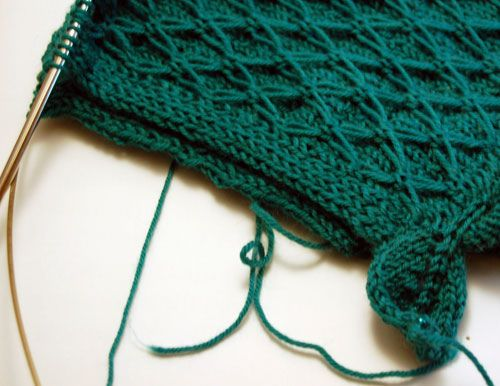 Knitting Edges Uneven : Best images about knit t edges on pinterest yarns