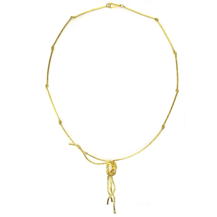 Necklace Gold 18k
