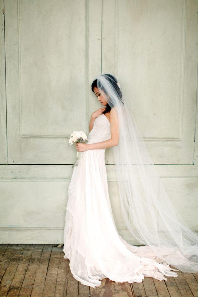 Couture bride | Amanda K Photography | http://burnettsboards.com/2013/11/fashion-designer-weds/