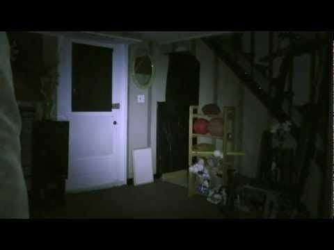 GHOST CAUGHT ON TAPE Says My Name Haunted Lizzie Borden House Ghost EVP #01-- Mass Most Haunted Ghost Videos + Paranormal Web-Series -- By: Phillip Brunelle