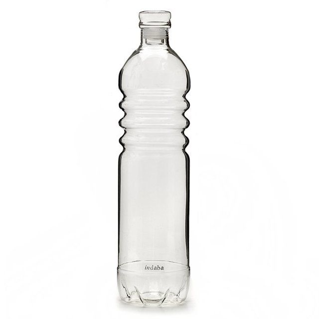 how to fix a dented water bottle