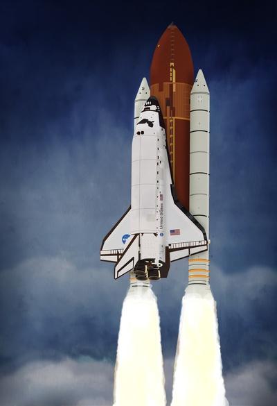 1981 space shuttle -#main