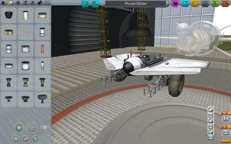 unpowered glider space vehicle - photo #15