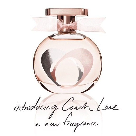 New Coach fragrance for 2013