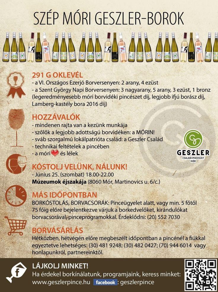 Hogy készülnek boraink? Olvasd el a hozzávalókat :-).