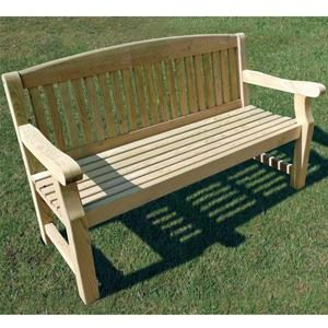 Zest 4 Leisure Emily 5ft Wooden Garden Bench