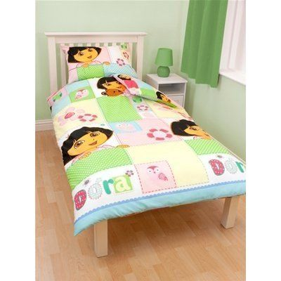 17 best images about dora kinder quilts on pinterest for Dora themed bedroom designs