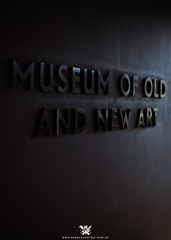 MONA, Museum of Old and New Art – Hobart, Tasmania [part 2] | A table for two