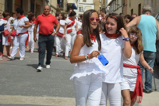 Santacara: Ronda Jotera Año 2015 - 3ª Parte