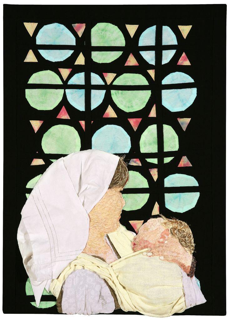 Madonna and Child VI