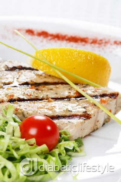 Easy healthy tuna steak recipes