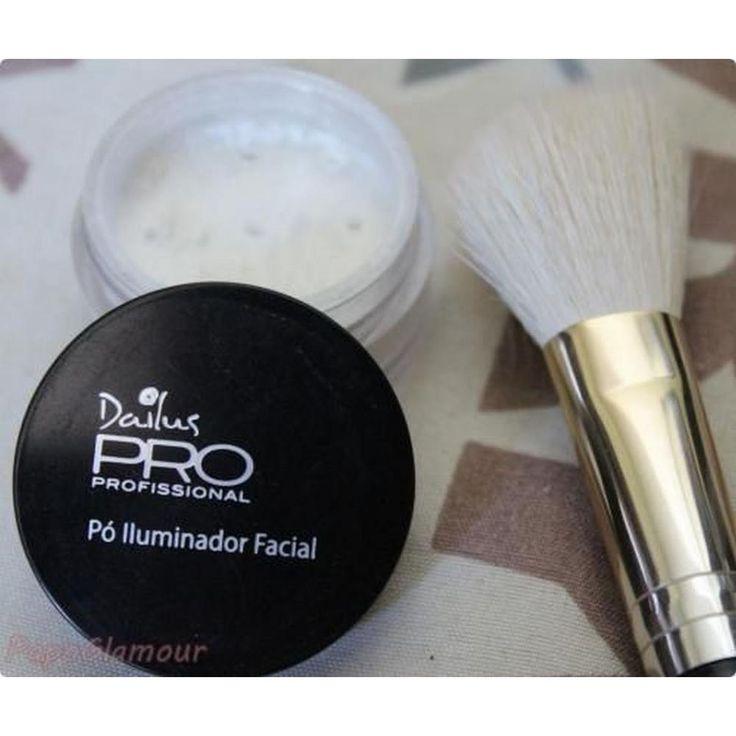 Po Iluminador Facial Dailus Pro 02