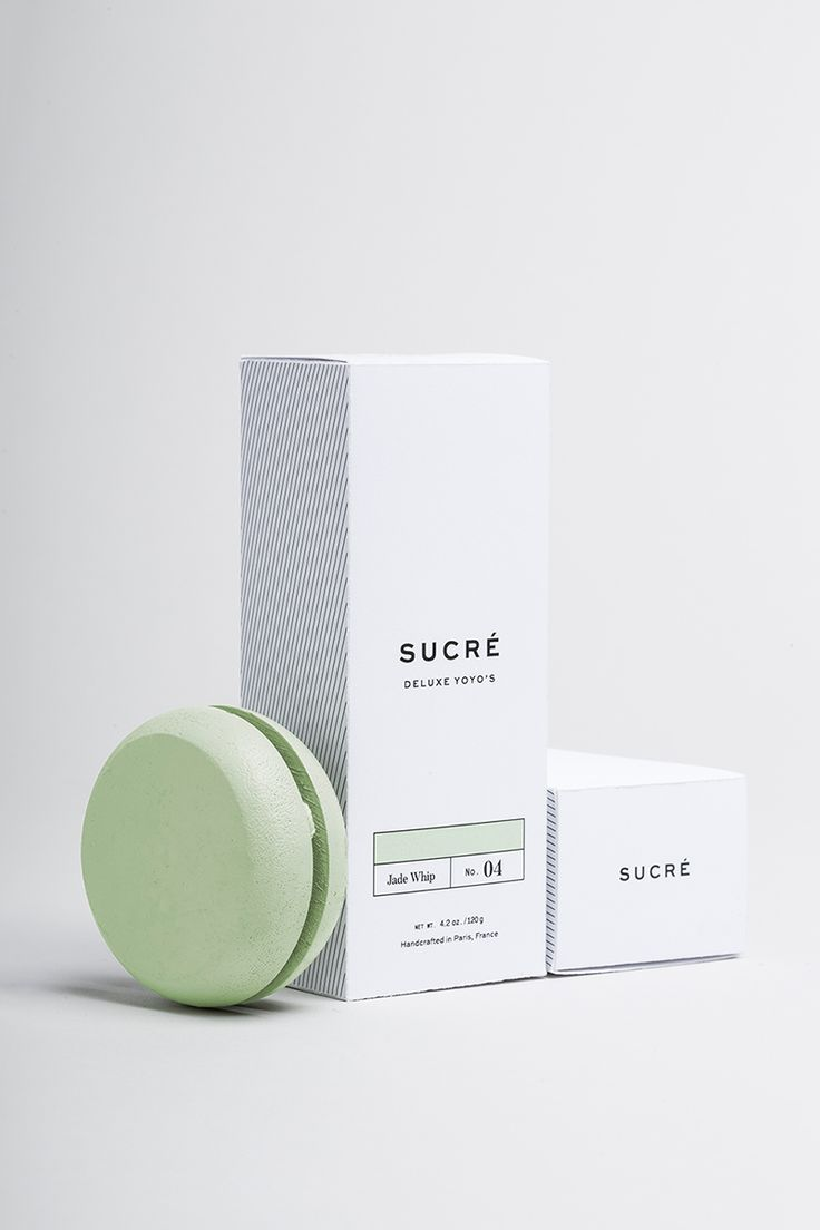 When we first looked at these images, we thought it was soap! | Concept: Sucré by Weston Doty