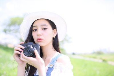 新木優子さん(スターダスト)。
