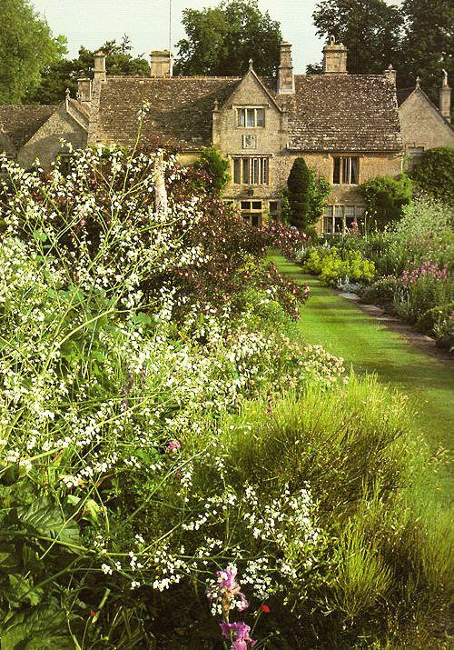 Cottage in the Cotswolds, England….