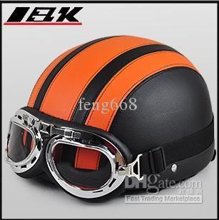 Best Motorcycle Helmets - Cheap Motorcycle Helmet Summer Helmet Half Helmet Motorbike Helmet Electric Bicycle Helmet Moto Racing Helmets wit...