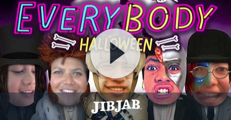 Ready to rock your body this Halloween? Cast 5 in the Backstreet Boys' frighteningly catchy 90s-era classic!