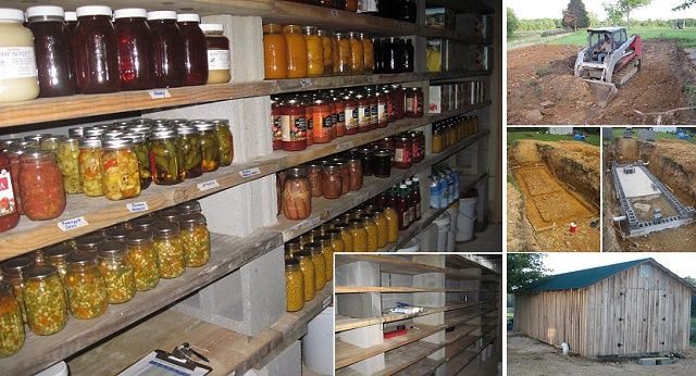 How To Build A Root Cellar – Tutorial other  b07a5  DIY Root Cellar