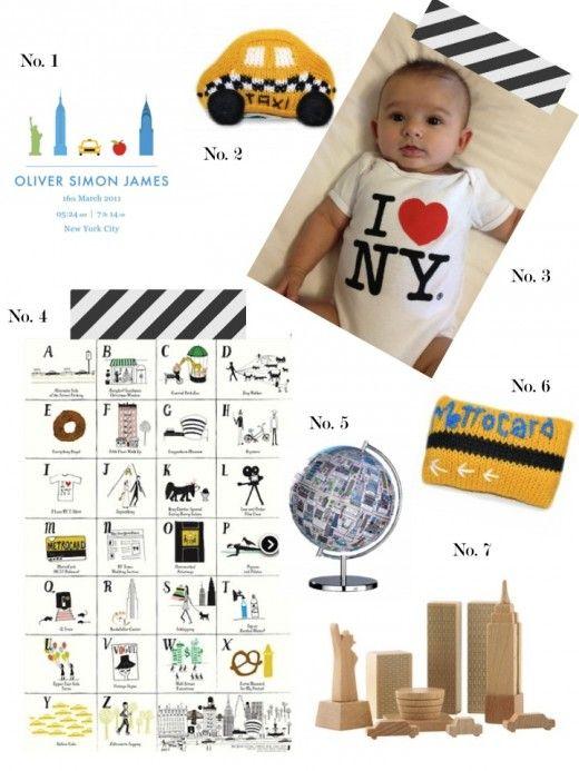 NYC baby/kid stuff