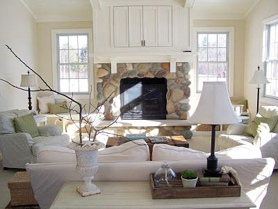 13 Best Images About Paint Bone White Bm On Pinterest