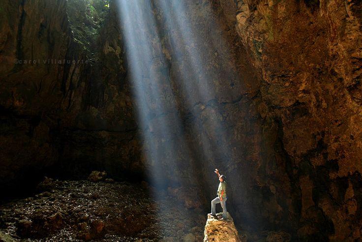 Callao Cave: Photo