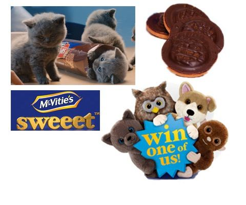 McVities biscuits sweepstakes