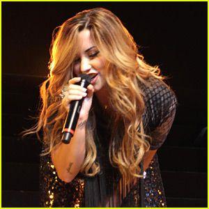 Demi Lovato concerts photos   Demi Lovato: Summer 2012 Tour Dates Announced!   Demi Lovato   Just ...
