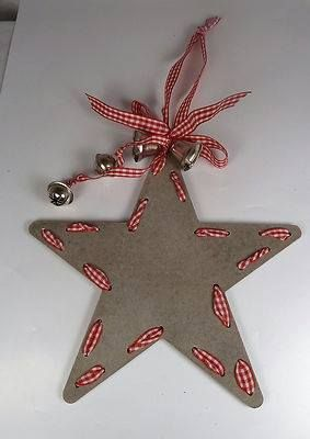 Country star ornament