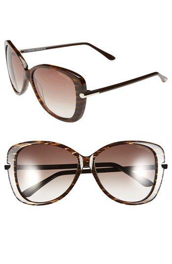 most popular womens sunglasses dfyb  'Linda' 59mm Sunglasses