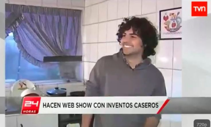 Charly Labs en TVN
