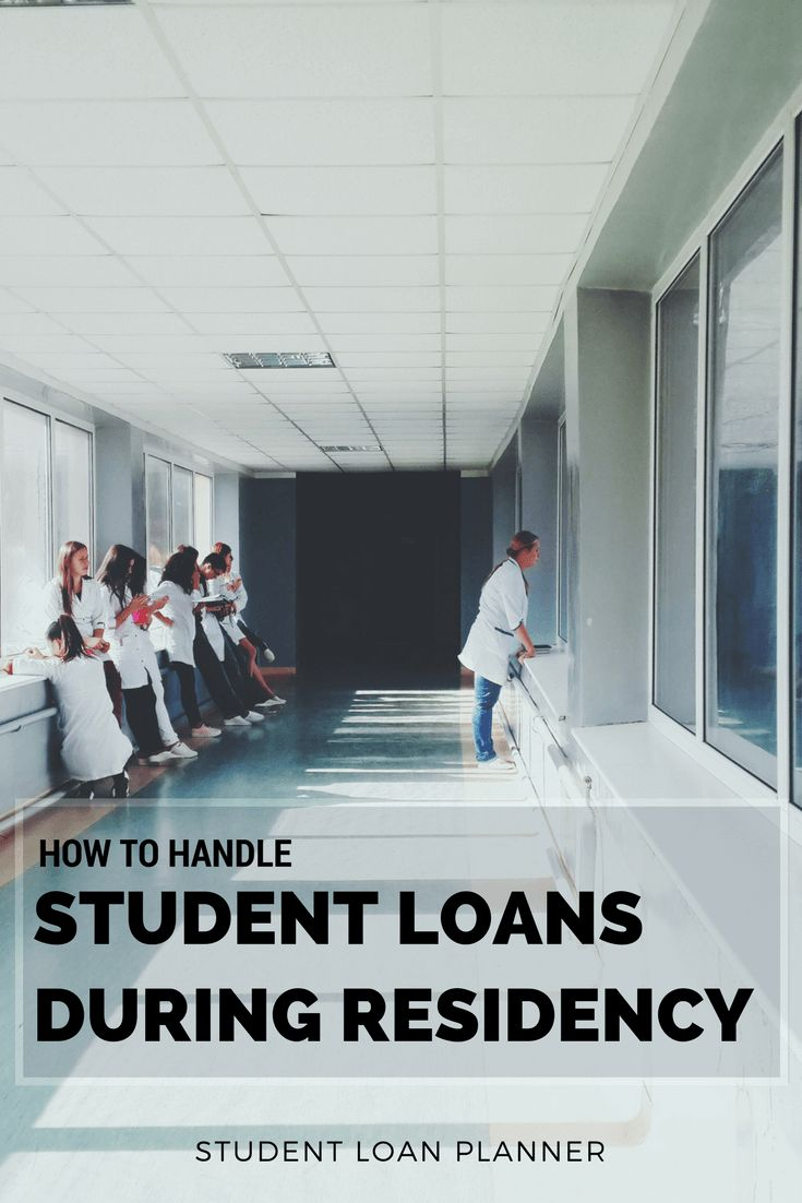 Here's how to handle your medical school loans during residency. Tip: Learn about the REPAYE program and its killer interest subsidy