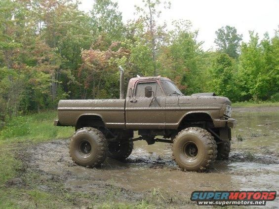Lifted Mud Trucks Jacked Up Ford Trucksolder To Newer