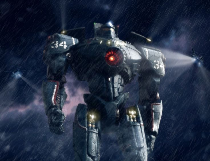 GIPSY DANGER. NECA action figure pic by Pacific Shatterdome. Follow IG: pacific_shatterdome.