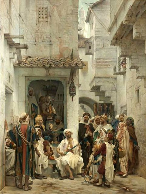 orientalist paintings - Google Search