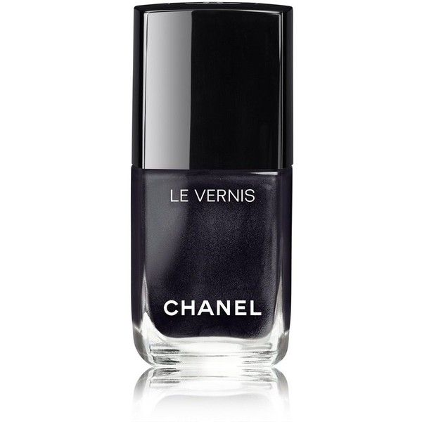 LE VERNIS LONGWEAR NAIL COLOUR ❤ liked on Polyvore featuring beauty products, nail care, nail polish and shiny nail polish