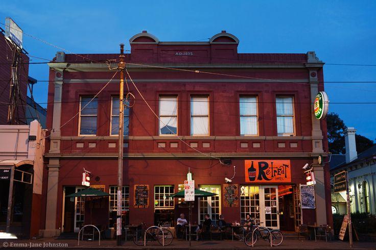 Retreat Hotel Brunswick - Free Live Music, Great Pub Food, Beer Garden
