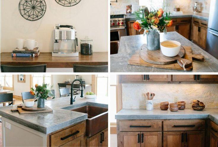 custom alder kitchen cabients