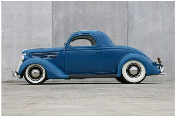 1936 blue ford mild custom 3 window coupe customized for 1936 ford 3 window coupe