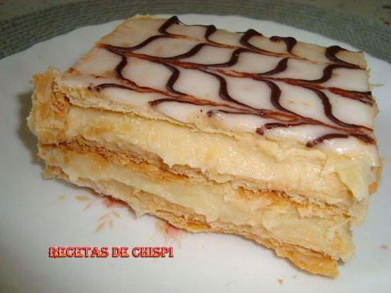 Milhojas francesa en la Comunidad de Cocina - Hogarutil.com