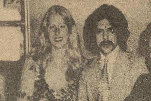 Faisal bin Musaid and his girlfriend Christine Surma, about 1971