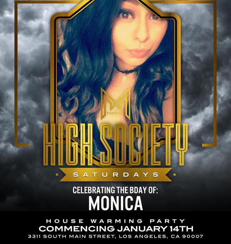 Capricorn #TAKEOVER Saturday January 14th 2017 Come thru for Monica's Birthday  Saturday January 14th 2017  <<<   Saturday Night inside @themarkela Capricorn Birthdays Free General Admission 21 Guestlist Available before 11PM Text 213.294.8139 for RSVP #PCC #ELAC #GCC #Occidental #CalStateLA #MountSac #CitrusCollege #CalPolyPomona #USC #UCLA #CalSateNorthridge #CalTech #College #Hennythingispossible #LAnightLife #PartyBus #DJs #TrapHouse #HipHop #Capricornseason#itsmybirthdaybitch…