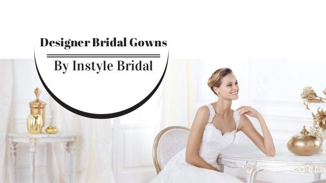 Allow us to choose the best attire your wedding day. #bridalgowns #weddinggowns