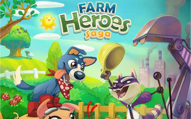 [Trucchi] come ottenere soldi e vite infinite su Farm Heroes Saga #farm #heroes…