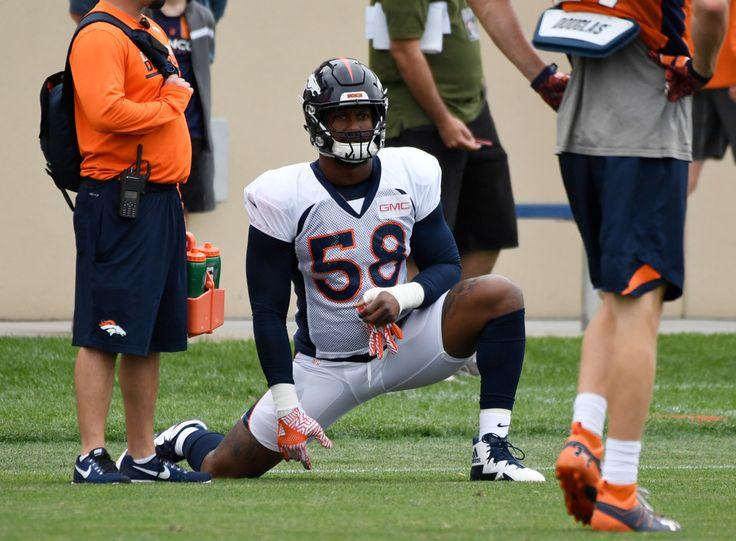 Von Miller to sit out Broncos' preseason opener at Chicago