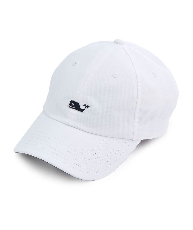Available in store or order over the phone (512) 749-1514 Be at your best. This men's hat, styled like our classic baseball hat, is ready to take on all your favorite sporting activities. Fabrics: · 1