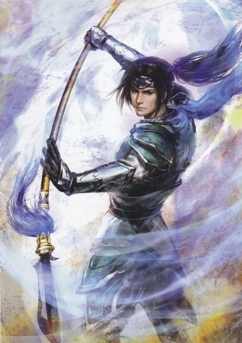 Zhao Yun (Dynasty Warriors 7)