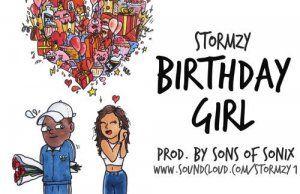 Stormzy  Birthday Girl [New Song]