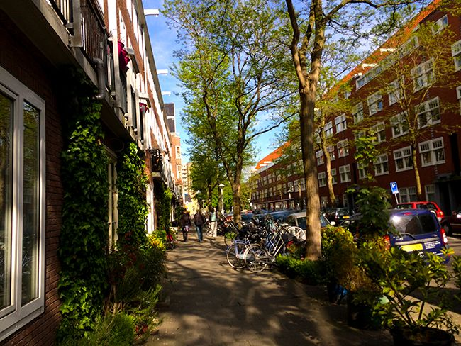 Rivierenbuurt Amsterdam